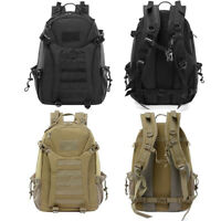 35L Outdoor Molle Military Bag Camping Hiking Trekking Backpack Pack Out Bag