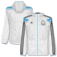 Argentina National Team Soccer Anthem Jacket Adidas Football Trackuit Top NEW