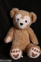 """Disney Parks 15"""" Duffy (Hidden Mickey) Teddy Bear Plush Toy Doll"""
