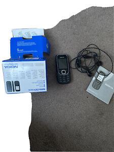Nokia Classic 2323 - Black (Locked T Mobile) Mobile Phone