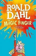 Roald Dahl Story Book: THE MAGIC FINGER - 2016 Artwork - NEW