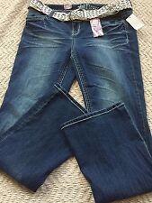 Wall Flower Junior Jeans Size 3 Legendary Bootcut Sits Low on Waist