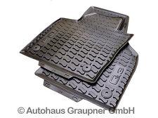 ORIGINALE Audi gummifussmatten POSTERIORE TAPPETINI IN GOMMA AUDI q3 8u0061511 041