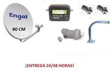 ANTENA PARABOLICA ENGEL 80 CM + SOPORTE + LNB + LOCALIZADOR SATELITE WIFIKIT807