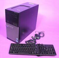Dell Quad Core i5 3.3GHz 240GB SSD + 1TB 8GB Win10 Gaming PC Computer 1050 Ti