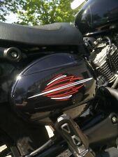Sticker pinstriping, Pinstriping decal, custom moto