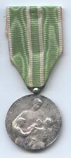 médaille de l'orphelinat des chemins de fer, 1925, attribuée