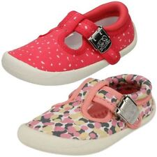 Clarks Girls' Buckle Casual Shoes