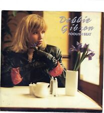 GIBSON, Debbie  (Foolish Beat)  Atlantic 7-89109 = PICTURE SLEEVE ONLY!!!