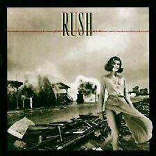 """RUSH """"PERMANENT WAVES"""" CD NEUWARE"""