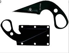 "Ka-Bar TDI LDK Last Ditch Knife 1478BP Law Enforcement Knife. 3 1/2"" overall"