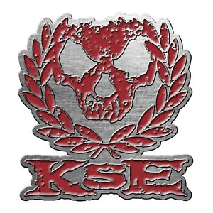 KILLSWITCH ENGAGE metal pin badge  CREST