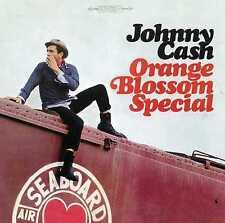 JOHNNY CASH - ORANGE BLOSSOM SPECIAL - NEW CD!!