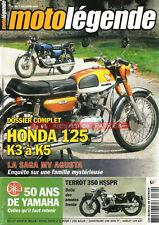 MOTO LEGENDE 162 HONDA CB 125 K2 K3 K4 K5 JX TERROT 350 AMF Harley Davidson 125