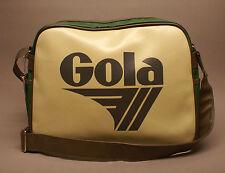 Gola Redford Bag cream mid grey green CUB901 Schultertasche grün grau creme
