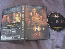 Le retour de la momie de Stephen Sommers avec Fraser Brendan, DVD, Aventure