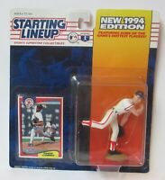 BOSTON RED SOX ROGER CLEMENS FIGURE 1994 STARTING LINEUP KENNER