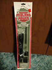Vintage Midland Power Power-Max Through Window Mount CB Antenna New Sealed