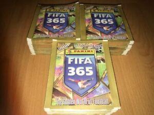 Panini FIFA 365 2018 50 sealed packs