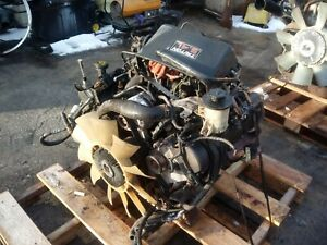 FORD 5.4 TRITON ENGINE ASSEMBLY GAS MOTOR VIN L RUNS STRONG 90 DAY WARANTEE