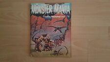 Famous monsters / High Grade 1960s Monster Magazine Monster Mania #2