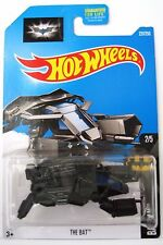 Hot Wheels THE BAT - Dark Gray 2016 Batman series #2/5 Q-case batplane batmobile