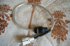 analysis plus power oval 2 mains cable 0.75m,10awg,audio hifi