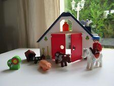 🍓 Playmobil 123 La Ferme 6740 Complet