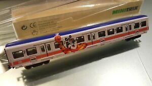 Minitrix 13399 S-Bahn-Wagen Spur N 1:160 Kellogg's Frosties OVP