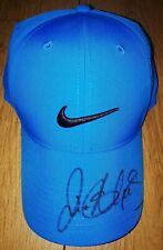 NIKE GOLF CAP HAND SIGNED By RORY McILROY **EXACT PROOF**