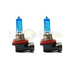 H8 35W 5000K Xenon Effect Super White Angel Eyes Halo Rings Foglight Bulbs