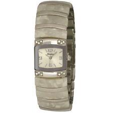 Henley Glamour White Shell Design Ladies Fashion Watch H07109.4