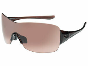 Oakley Miss Conduct Squared Sunglasses OO9149-04 Amethyst/G40 Black Asian
