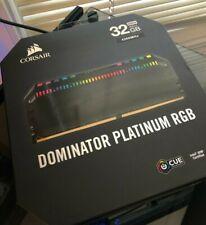 Corsair Dominator Platinum RGB 32GB (4 x 8GB) DDR4 DRAM 4266 MHz C19 Memory Kit