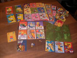 2000 the Simpsons Anniversary Celebration ARTBOX Card Set FOILS & PROMOS