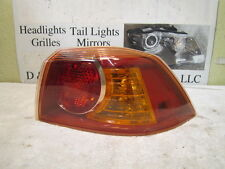 MITSUBISHI LANCER 2008-2009 RIGHT/PASSENGER SIDE OEM TAIL LIGHT