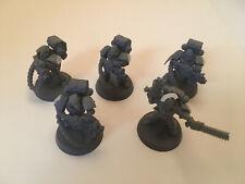 Warhammer 40k Space Marine Devastators Emperor's Spears Heavy Bolters