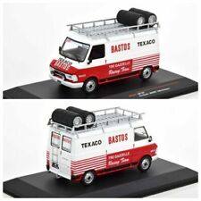 Fourgons miniatures rouge 1:43