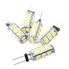 5X G4 26 3528 SMD LED Strahler Leuchte Birnen Warmweiss fuer RV Boot DC 12V