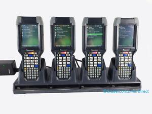 Lot of 4 Intermec CK3 CK3B CK3B20N00E100 EA20x 2D Extended Range Barcode Scanner