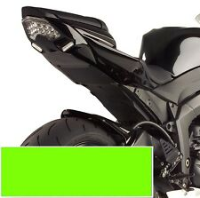 2009-2012 Kawasaki Ninja ZX6R ZX-6R Hotbodies ABS Undertail - Lime Green