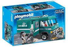PLAYMOBIL 5566 - Geldtransporter Neu/ovp