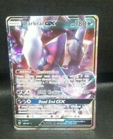 Darkrai GX 88/147 - Ultra Rare Full Art Holo - Pokemon TCG Burning Shadows NM/M