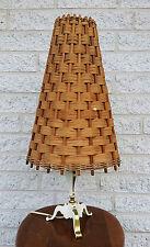 Tischlampe - kleine Stehlampe - 50er Jahre