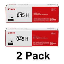 2 Canon Color imageCLASS MF634Cdw MF632Cdw LBP612Cdw Black Toner 1246C001 045 H