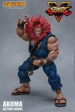 STREET FIGHTER AKUMA STORM COLLECTIBLES FIGURA FIGURE NEW CAPCOM PRE-ORDER