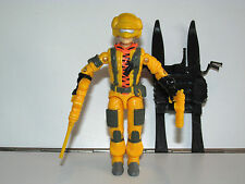 1990 GI JOE TIGER FORCE BLIZZARD UK/EUROPE EXCLUSIVE 100% COMPLETE C9+ - HASBRO