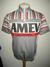 Amev Military worn by RIDER Holland jersey shirt cycling wielrennen size XL