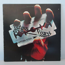 Judas Priest - British Steel [VINYL LP] Canadian JC36443 Colombia NM / VG+