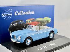 Volvo P1900  1956-1957   hellblau   /    IXO / ATLAS   1:43